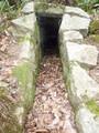 金岬砲台排水口1