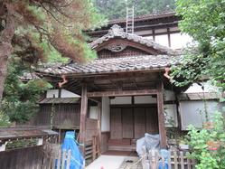 49旧押上森蔵陸軍中将邸主屋  移築され照蓮寺の庫裏として使用