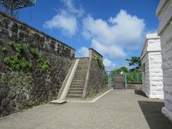 38経ヶ岬灯台階段