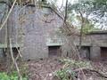 金岬砲台最北端煉瓦構造物1