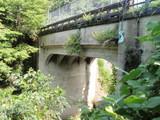 昭和橋近く小橋桁