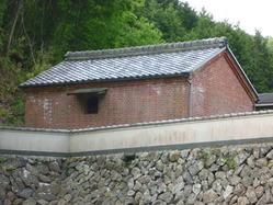 13亀岡東別院町荒内の煉瓦倉庫2
