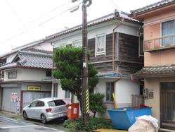 17旧桧山郵便局 京丹波町桧山 昭和9年