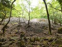 9榎原鉱山鉱滓山