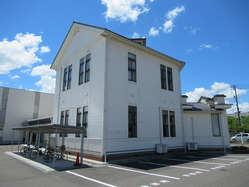 56旧鳥取高等農業学校本館