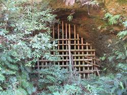 57地下壕9入口