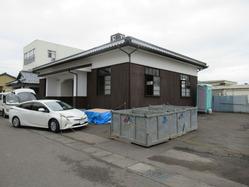 32敦賀の事務所建築 昭和初期か