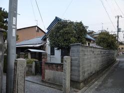 前田邸1 太秦安井東裏町