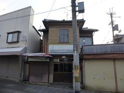 太秦安井東裏町の洋館1