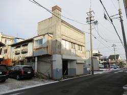 8洋風看板建築 藤江町5丁目