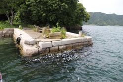 1蛇島桟橋