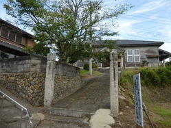 旧佐賀村役場1