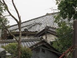 2奈良市内某所の廃洋館