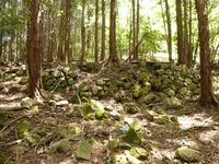 4榎原鉱山石垣