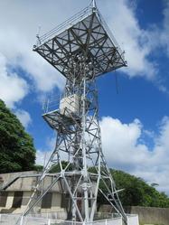 32経ヶ岬灯台レーダー