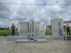 40姫路海軍航空隊記念碑