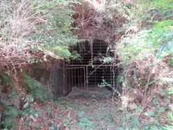 42地下壕2入口