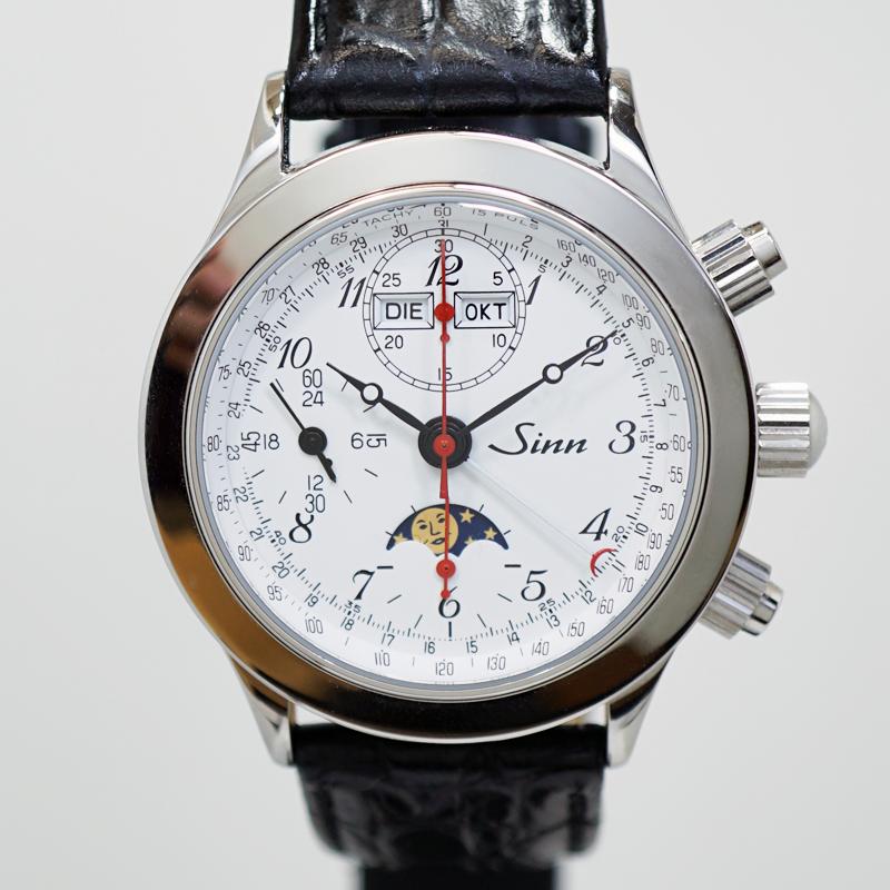 """bf9b0cb281 ジン""""・・・正式名称は「ジン スペツィアツウーレン(ジン特殊時計会社)」 1961年に、元ドイツ軍パイロットのヘルムート・ジンが、フランクフルトで パイロット用の ..."""