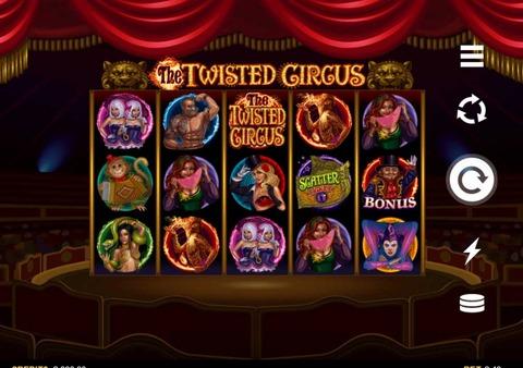 Twisted-Circus-Slots-Game-at-918kiss