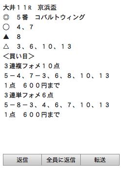 高知ファイナル勿体無い負け方💢やったけど京浜盃圧勝じゃw