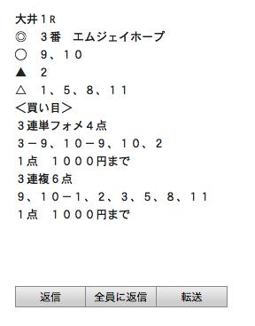大井塾生体験は驚愕の回収率427%、39万プラスでフィニッシュwww