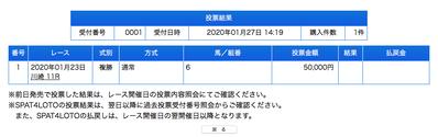 川崎メイン穴馬4着→44万獲り損ねは・・・高知で返してもらおかいっ!!