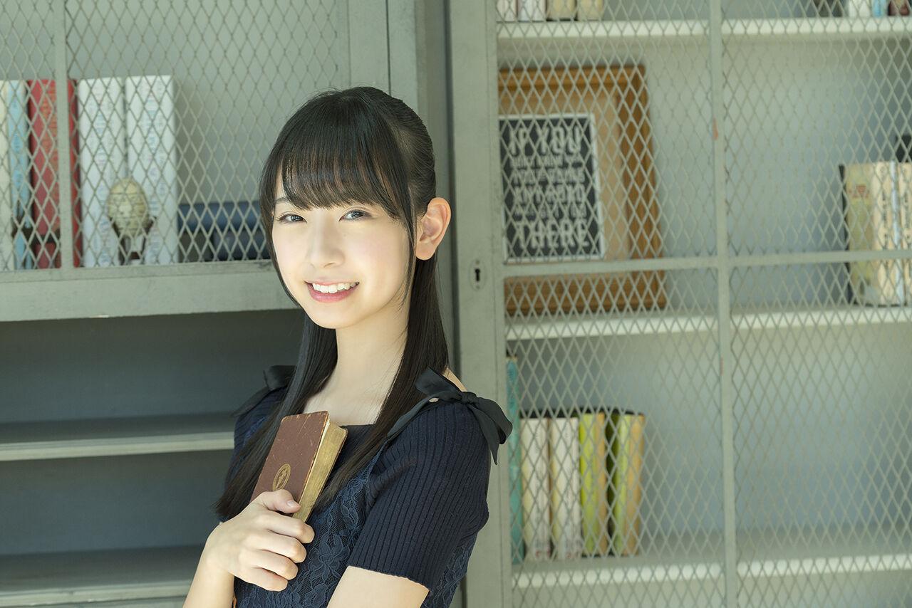 【美肌】まさか!金村美玖「bis」レギュラーモデルに!透明感が…!