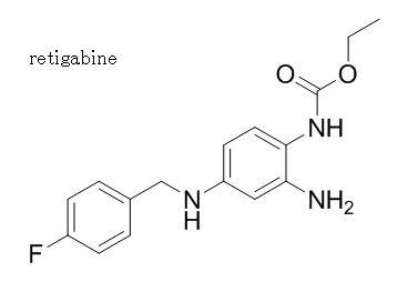 retigabine