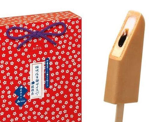 【絶対美味い】「桔梗信玄餅アイスバー」が期間限定で12月から全国発売! もちと黒蜜ときなこアイスの三重奏