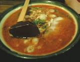松香亭 坦々麺