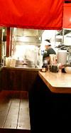ばりばり軒 キッチン