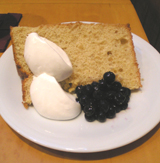 FLAVOR メープルシフォンケーキ