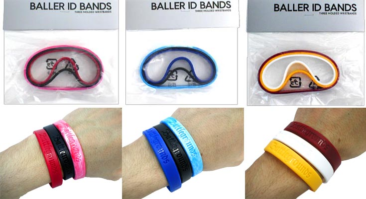 NIKE BALLER ID BANDS : BoxeLife Blog