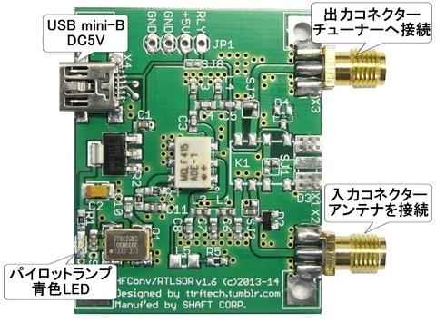 HFコンバーター説明