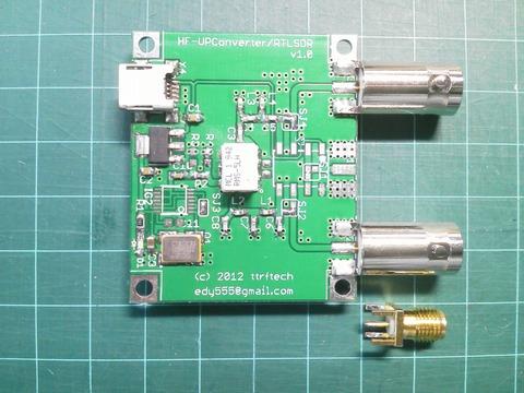 HF UP Converter BNC