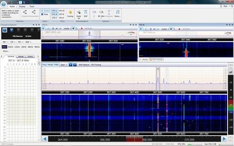 SDRadio マルチ受信