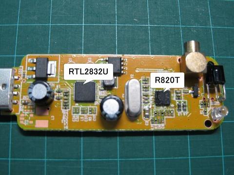 RTL2832U+R820T