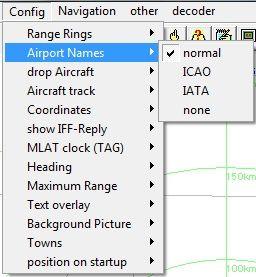 congig Airport Name