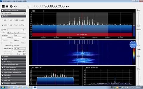 SDR# 基準信号