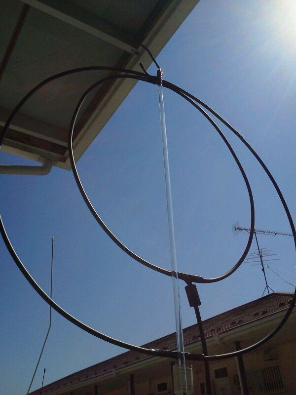 image アンテナ自作 : KG-ACARS HFDL VDL MCAに感謝 受信方法 受信記