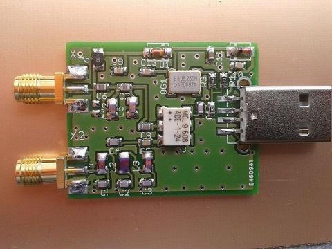 RTL-SDR HFコンバーター