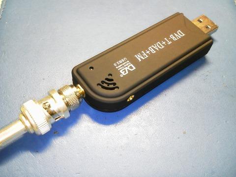 MCX BNCコネクター接続