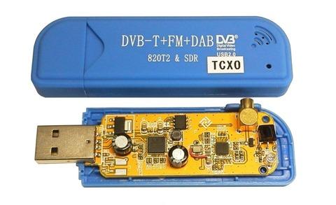R820T2 & SDR+TCXO