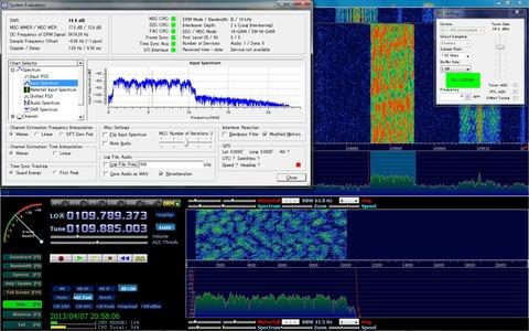 HDSDR+DRM 130407
