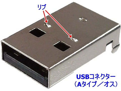 USB connector (A)