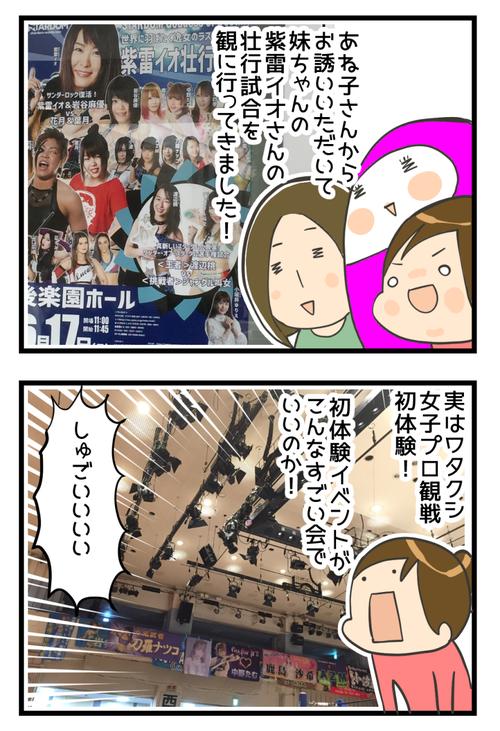 イオちゃん壮行会