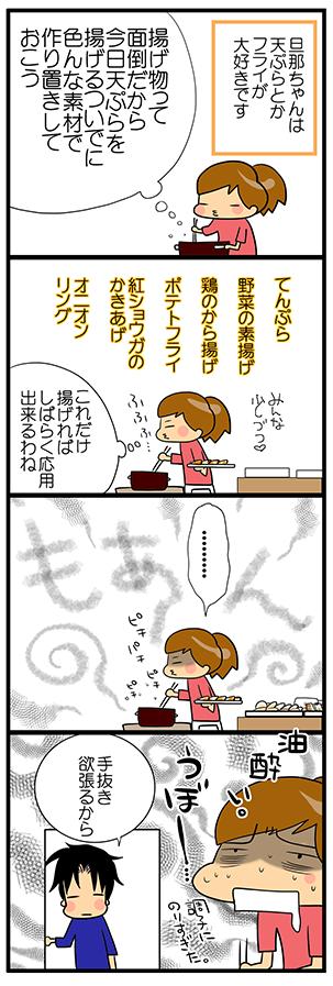 作り置きするお( ^ω^)