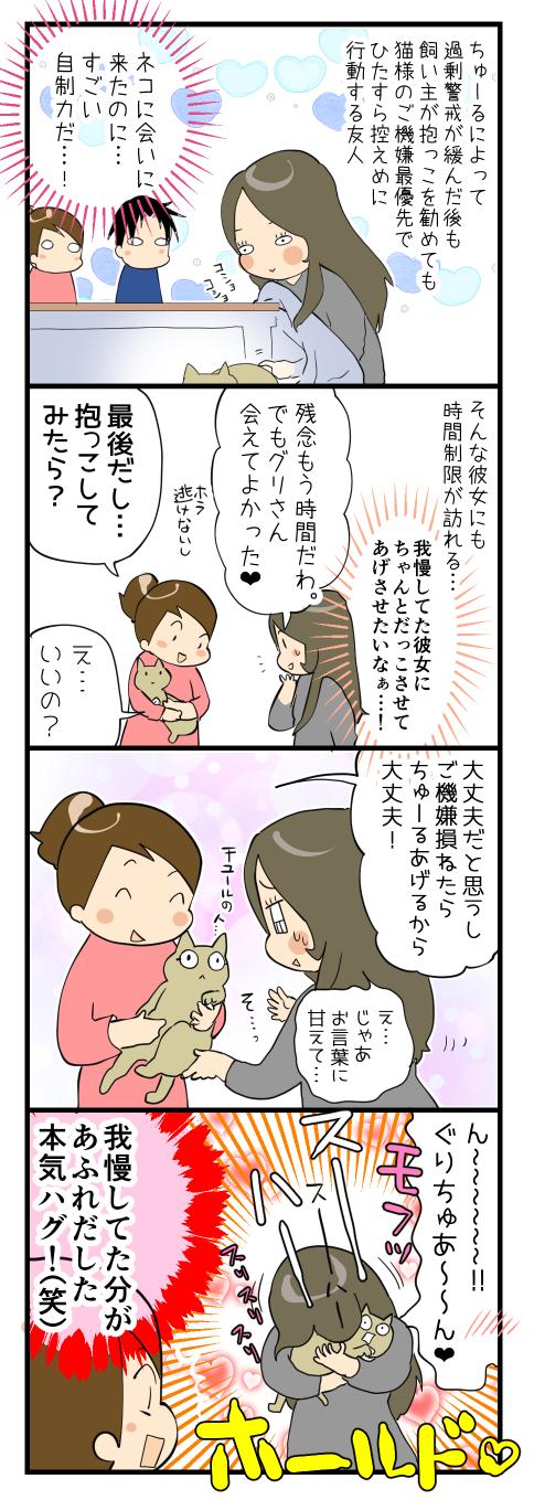 猫好きな友人4