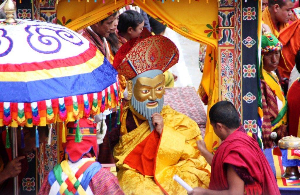 ブータン ダイアリー bhutan diary 今から400年前 ブータンを統一