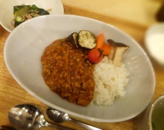 171207tt_野菜カレー定食@タニタ食堂